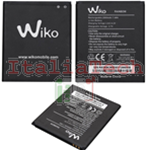 BATTERIA ORIGINALE Wiko S5222 per Rainbow Jam 3G Bloom Barry 2000mAh Bulk