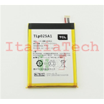 BATTERIA ORIGINALE Alcatel TLp025A1 RICAMBIO PER One Touch Pop 2 5.0 7043 2500mAh