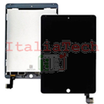 VETRO TOUCHSCREEN per Apple A1566 A1567 iPad 6 Air 2 display LCD schermo NERO