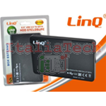 "CASE BOX ESTERNO 2.5"" SATA USB 3.0 E 2.0 IN ALLUMINIO PER HD HARD DISK LINQ U3-2505"