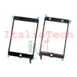 VETRINO touchscreen ASSEMBLATO per iPad Mini 4 A1538 A1550 NERO vetro touch IC chip