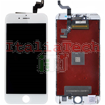 DISPLAY TOUCHSCREEN LCD COMPLETO per iPhone 6s PLUS BIANCO vetro touch schermo vetrino TOP AAA+