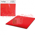 MOUSEPAD VULTECH ROSSO MP-01R
