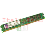 RAM DIMM DDR3 1600MHZ CL11 4GB KINGSTON KVR16N11S8/4