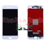 DISPLAY TOUCHSCREEN LCD COMPLETO per iPhone 7 BIANCO vetro touch schermo vetrino TOP AA