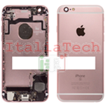 Back Cover Copribatteria posteriore COMPLETO Per apple iphone 6s Rose Gold rosa scocca retro guscio