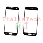 VETRINO per touchscreen Samsung Galaxy S7 G930 NERO vetro touch screen