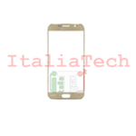 VETRINO per touchscreen Samsung Galaxy S7 G930 GOLD oro vetro touch screen
