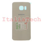SCOCCA posteriore per Samsung Galaxy S6 Edge Plus + G928 GOLD oro back cover copri batteria