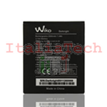 BATTERIA ORIGINALE Wiko per Darknight 2000mAh Bulk