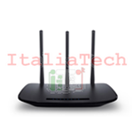 ROUTER WIRELESS N 450MBPS 4*ETHERNET 1*WAN TP-LINK TL-WR940N