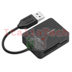 CARD READER USB 2.0 VULTECH CRX-02USB2