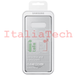 CUSTODIA CLEAR CASE COVER Originale Samsung EF-QN950CTE  Per Galaxy NOTE 8 N950 TRASPARENTE