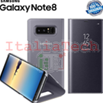 CUSTODIA CLEAR VIEW CASE COVER Originale Samsung EF-ZN950CNE Per Galaxy NOTE 8 N950 DEEP BLUE