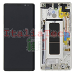 DISPLAY LCD ORIGINALE Samsung N950F Galaxy Note 8 ORO gold vetrino touch vetro schermo