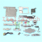 KIT PARTI INTERNE 24PZ METALLICI SUPPORTO PER APPLE IPHONE 5c Inner Small Parts