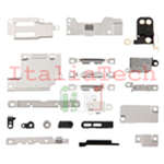 KIT PARTI INTERNE 24PZ METALLICI SUPPORTO PER APPLE IPHONE 6s Inner Small Parts