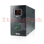 MACH POWER MACHPOWER UPS LINE INTERACTIVE 2000VA/1200W, DISPLAY LCD, STABILIZZATORE AVR, TOWER IN METALLO, 2 BATTERIA 12V/9AH, 3 USCITE SCHUKO/ITA, PORTA USB, SOFTWARE SHOTDOWN UPS-LIT20MD
