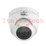 MACH POWER DOME IP CAMERA 2.1MP, 1/2.8 SONY STARVIS BACK-ILLUMINATED CMOS SENSOR AMBARELLA S3L LOW-STREAM HDR HD LENS WITH IR-CUT BOARD LENS 3.6MM MANUAL ZOOM LENS, COLOR WHITE VS-DFD2P-197