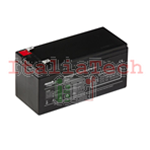 MACH POWER MACHPOWER BATTERIA PER UPS E ALLARMI 12V/2.3AH UPS-B212