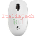 MOUSE LOGITECH B100 WHITE FOR BUSINESS
