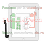 VETRINO TOUCHSCREEN per Apple iPad 4 vetro touch screen iPad4 Retina 4G bianco