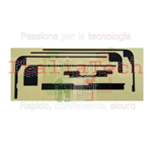 KIT BIADESIVO 3M PER APPLE IPAD MINI ADESIVO FORTE TOUCH SCREEN VETRO LCD DISPLAY