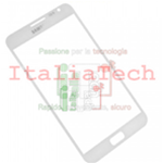 VETRINO per touchscreen Samsung N7000 vetro touch screen bianco Samsung Note white