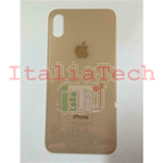 Back Cover Copribatteria posteriore Per apple iphone Xs Gold scocca retro guscio
