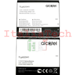 BATTERIA ORIGINALE Alcatel TLP025H1 / TLP025H7 per Pop 4 OT-5051 / 5051D / 5051X