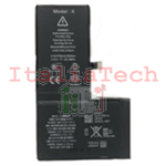 BATTERIA per Apple iPhone X A1865 / A1901 / A1902 ricambio premium pila sostitutiva litio alta qualità
