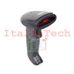 LETTORE PISTOLA BARCODE SCANNER LASER WIRELESS VULTECH BC-06W FINO A 300M