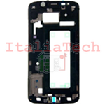 TELAIO CENTRALE per Samsung S6 EDGE SM-G925F G925F middle plate cover frame