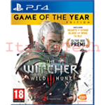 The Witcher 3: Wild Hunt GOTY Edition PS4 ITALIANO