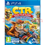 Playstation 4 CRASH TEAM RACING NITRO FUELED GAME NUOVO