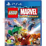 WARNER BROS Lego Marvel Superheroes Playstation 4 PS4 NUOVO SIGILLATO
