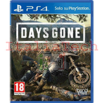 DAYS GONE PS4 - PLAYSTATION 4 - ITALIANO - NUOVO SIGILLATO