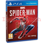 MARVEL SPIDER MAN PS4 GIOCO ITALIANO VIDEOGIOCO PLAY STATION 4 SPIDERMAN PAL ITA