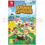 ANIMAL CROSSING: NEW HORIZONS NINTENDO SWITCH GIOCO ITALIANO VIDEOGIOCO NUOVO