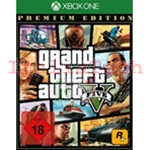 GTA 5 GRAND THEFT AUTO V Premium XBOX ONE NUOVO SIGILLATO