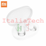 AURICOLARE BLUETOOTH Mi Earbuds wireless cuffie bianco