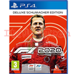 F1 2020 DELUXE SCHUMACHER EDITION PS4 - PLAYSTATION 4 ITALIANO - FORMULA 1 2020