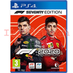 F1 2020 SEVENTY EDITION PS4 - PLAYSTATION 4 - ITALIANO - FORMULA 1 2020