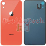 Back Cover Copribatteria posteriore Per apple iphone Xr Arancio scocca retro guscio