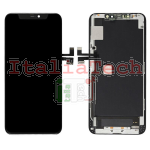 DISPLAY TOUCHSCREEN LCD OLED COMPLETO per iPhone 11 PRO NERO vetro touch schermo vetrino TOP AAA+
