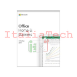 MICROSOFT OFFICE HOME AND BUSINESS 2019 MEDIALESS BOX ITALIANO